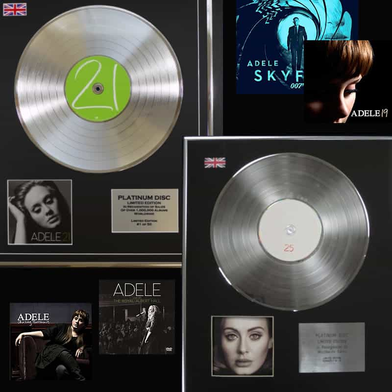 adele-all-albums